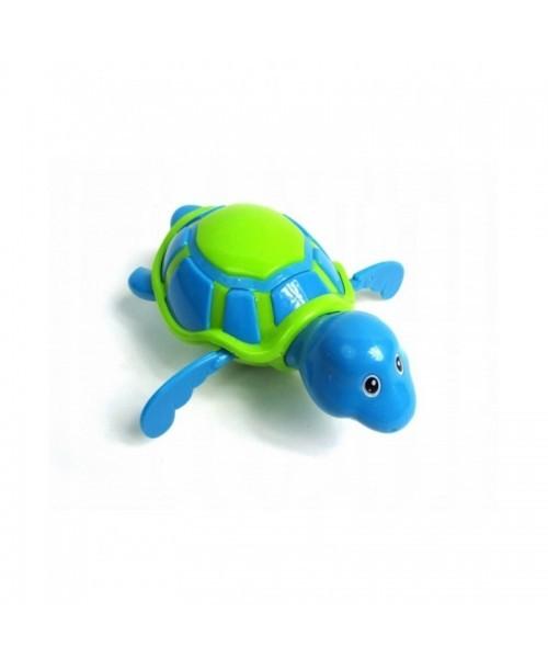 PŁYWAJĄCY żółwik NAKRĘCANY żółw DO KĄPIELI WODY