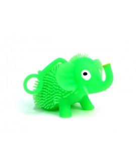 Zabawka ANTYSTRESOWA jojo SŁOŃ gumowy kolory