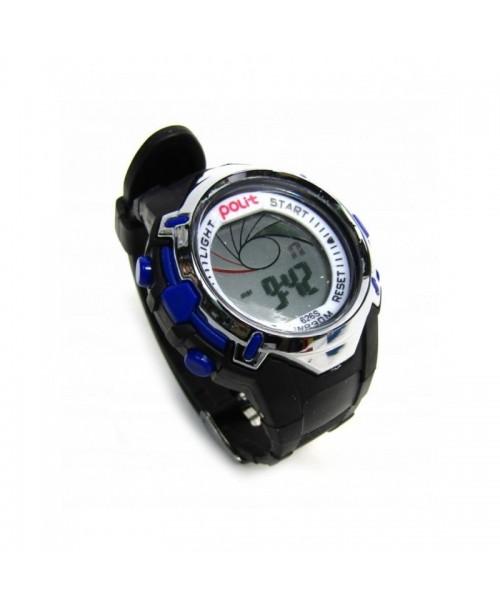 Zegarek dziecięcy SPORTOWY podświetlany KOLORY