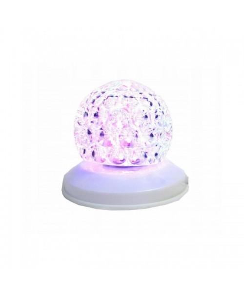 KULA LED lampa świąteczna MIENIĄCA Boże Narodzenie