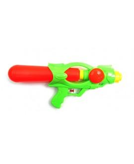 Zielony karabin zabawka na wodę