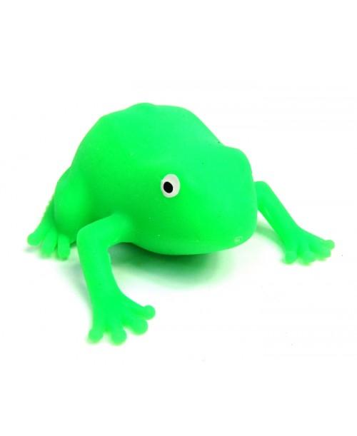 Antystresowy gniotek  squish żabka