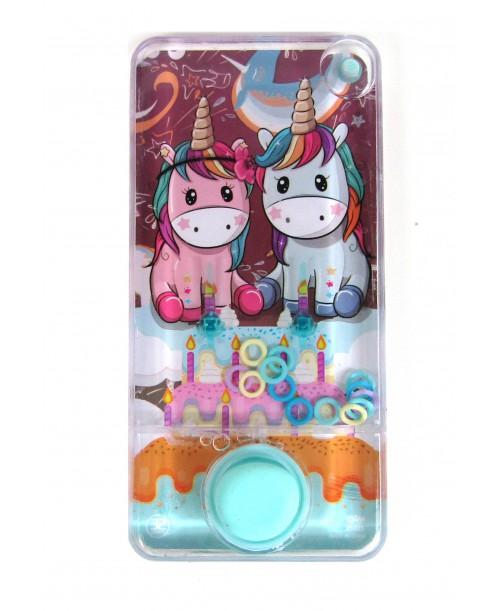 GRA WODNA Telefon Kieszonkowa Unicorn JEDNOROŻEC Zręcznościowa