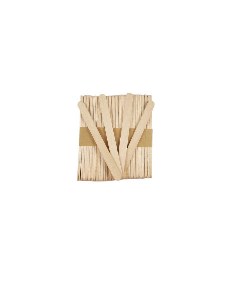 Patyczki do lodów drewniane Patyk 50szt 6cm