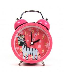 Zegarek dziecięcy figurka robotaz budzikiem