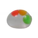 Gniotek antystresowy z kuleczkami squish ball 5 cm
