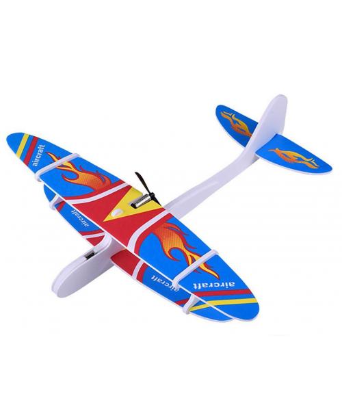 Szybowiec Samolot Styropianowy rzutka styropianu