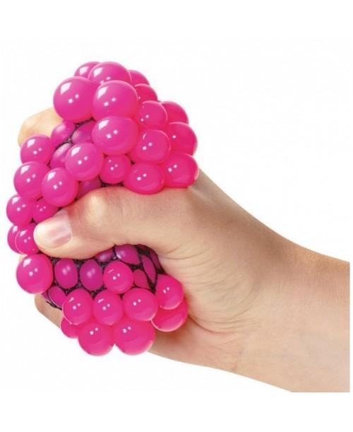 Antystresowa zabawka mini gniotek winogrono