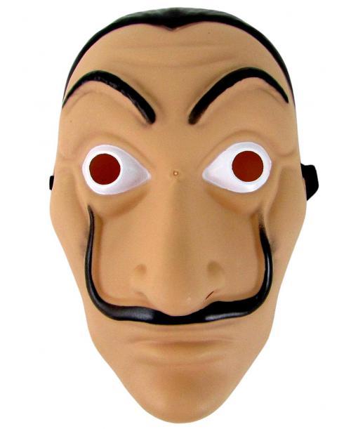 Maska Salvadora Dali na karnawał
