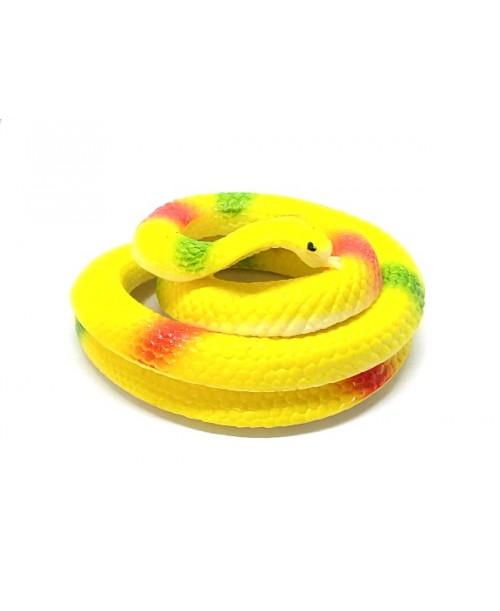 Miękki gumowy wąż kobra do zabawy