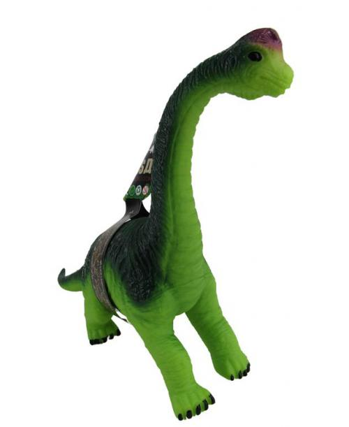 Ryczący Dinozaur Gumowy 26cm