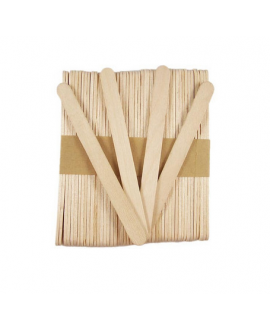 Patyczki do lodów drewniane Patyk 30szt 15cm