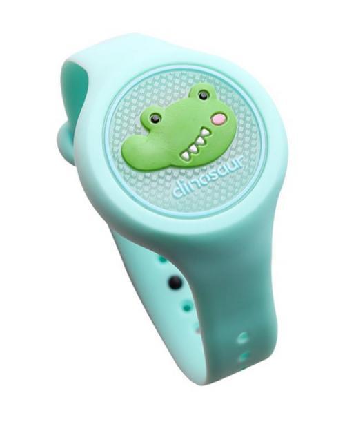 Opaska na komary  silikonowa na rękę dla dzieci