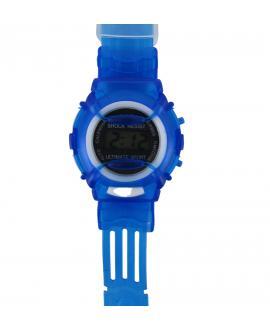 Sportowy elektroniczny zegarek dla dzieci różne kolory